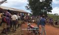 Helle Aufregung: Wenn eine Drohne vor einer ugandischen Schule startet
