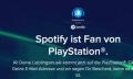 Spotify wird exklusiver Musik-Lieferant für Sonys PlayStation