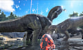 Ark Survival of the Fittest: Hunger Games trifft Jurassic Park auf der PS4