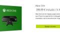 Ya puedes comprar la versión de Xbox One sin Kinect por 399,99 euros