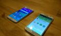 Los Galaxy S6 y S6 Edge aparecen juntitos y sin miedo a la cámara