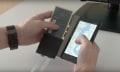 Touchscreen-Cover fürs Smartphone macht die Biege