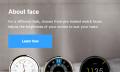 Motorola zeigt goldene Version der Moto 360 Smartwatch auf eigener Webseite