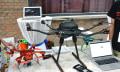 Un hexacóptero chino de 5.000 dólares que puede con 10 kilos de peso