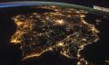 Imagen del día: Una iluminada península ibérica es inmortalizada por la NASA