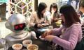 Roboter versagen als Kellner, Bot-Restaurants machen dicht