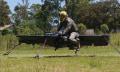 Im Schwebeflug übers Schlachtfeld: US-Militär heuert Hoverbike-Visionär an
