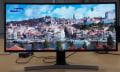 Samsung muestra en vivo su resultón monitor curvo de 34
