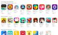 Apple App Store mit 100 Apps für 99 Cent