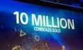 Sony ha vendido ya 10 millones de PS4 en todo el mundo