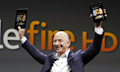 Fire OS 5: Amazon bringt auf Lollipop basierende Dev Preview