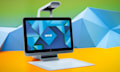 HP Sprout: All-in-One PC mit 3D-Scanner und Touchpad-Projektions-Display (Video)