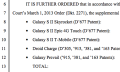 Apple hätte zu Weihnachten gerne noch einen Nachschlag von 179 Millionen von Samsung