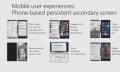 Microsoft experimentiert mit Smartphone-Cover mit integriertem Display