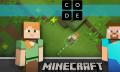 Hour of Code: Programmieren lernen mit Minecraft