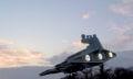 Imperiale Kreuzer als Quadcopter jagen Millenium Falken