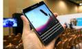 La BlackBerry Passport de AT&T pierde sus características esquinas