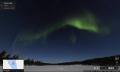 Polarlichter jetzt in Google Street View