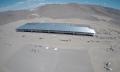 Zweite Drohne filmt Teslas Batteriefabrik in der Wüste