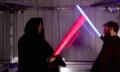 LEDSaber: Ein schmerzloses Lichtschwert aus Schaum