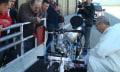 Video: Raketen-Fahrrad mit über 300 Spitze