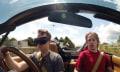Video: Autofahren nach Vogelperspektive auf der Datenbrille