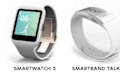 IFA Gerüchte: Sony mit SmartWatch 3 und SmartBand Talk
