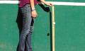 Video: Wie man einen Golfball 8 Meter hoch springen lässt