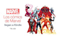 Los comics de Marvel llegan a Kindle