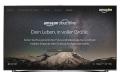 Jetzt mit Zugang zur eigenen Wolke: Amazon Instant Video