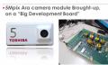 Toshiba ya tiene su módulo de 5 megapíxeles para Project Ara