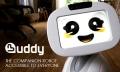 Heimroboter: Buddy arbeitet an der Abschaffung des Haustiers