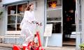 Walking Bicycle: Fahrrad zum Latschen statt trampeln (Video)