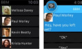 BlackBerry Messenger landet auf der Apple Watch - vor Facebook und Whatsapp