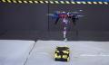 Fliegender 3D-Drucker ahmt Vogelnestbau mit Speichel nach