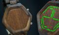 LEDs unter Furnier: Kisai Night Vision Wood tarnt sich als Holzklotz am Handgelenk