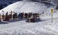 Disfruta de lo nunca visto: una 'Fórmula 1' en la nieve