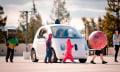 El coche autónomo de Google tendrá más cuidado con niños cerca