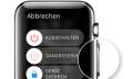 Lösung für Ladeprobleme der Apple Watch