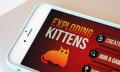 Los gatitos de 'Exploding Kittens' llegan a iOS