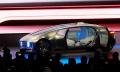 So geht Zukunft bei Mercedes-Benz: Autonom mit Drehsitzen und LED-Gesicht