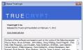 Detienen el desarrollo de TrueCrypt de manera inesperada
