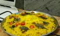 Kochen mit Watson: Indische Kurkuma-Paella