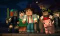 Minecraft: Story Mode - der erste Trailer ist da