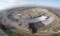 Campus von oben: Apples große Baustelle aus Drohnen-Perspektive