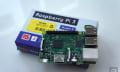 Raspberry Pi 3 hat einen 64-Bit-Prozessor und eingebautes W-Lan