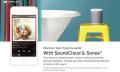 Sonos integriert Soundcloud
