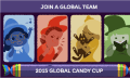 Global Candy Cup 2015: Googles Halloween-Doodle kommt als Massen-Game
