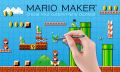 Mario Maker comenzó siendo una herramienta interna para desarrolladores