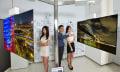 LG zeigt doppelseitigen 111-Zoll Fernseher
